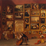 Morse's Gallery at the Louvre